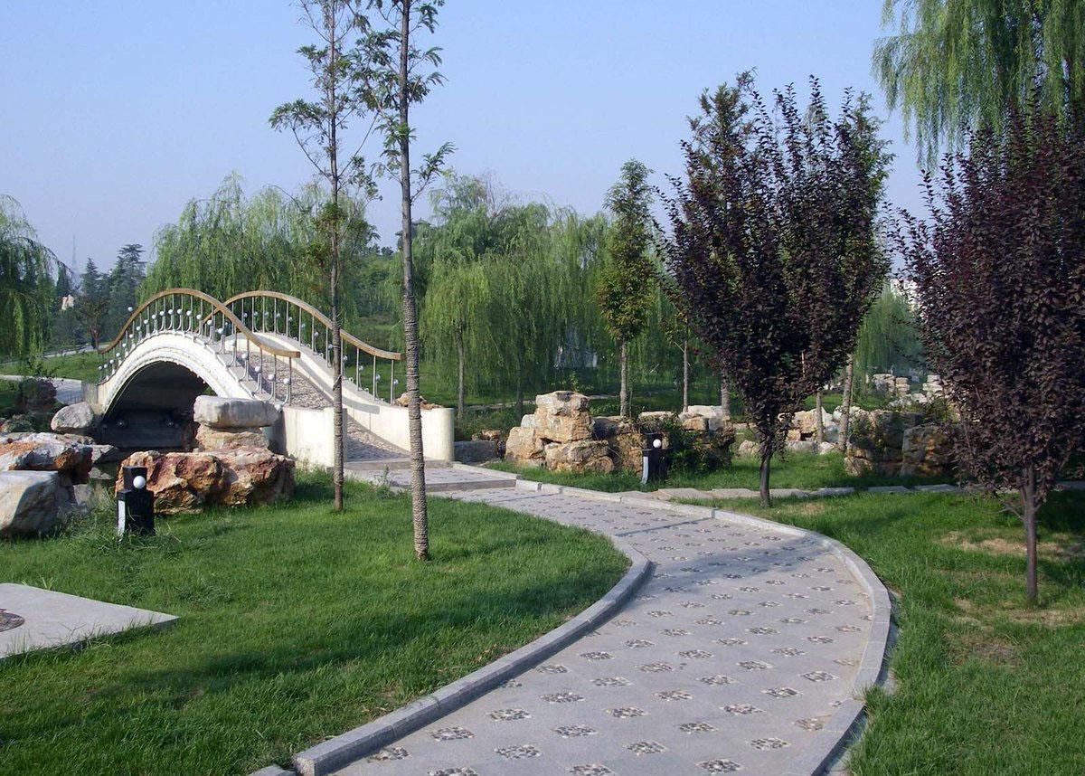 邯郸柳林公园项目